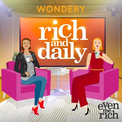 Cover art for Rich and Daily Update: Ripping Off with the Kardashians