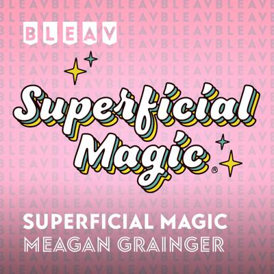 You manifested being here, for you are the creator of your reality and your reality could be way more fetch! Feed your dreams and get some plastic surgery for your soul with Superficial Magic. Superficial Magic is like The Secret if it was written by Romy and Michele. The podcast is hosted by former psychologist and comedian Meagan Grainger. Her ridiculous Los Angeles life is the perfect backdrop to offer truthful, sometimes taboo conversations about self-worth, dating, knowing your place in the universe and leveling up. Each week Meagan stalks a different expert to expand your consciousness, raise your vibes, and help you manifest whatever you want. Nothing is too big! Listen to this podcast if you don't want to be a virgin who can't drive. xxxx