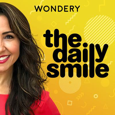 Everyone needs a reminder about just how good people can be.On Wondery's new series The Daily Smile, host Nikki Boyer brings you stories that will make you feel good each weekday morning. Withinterviews, inspiring clips, and chats with special guests and passionate friends, The Daily Smile takes you on a journey into goodness, gives you all the feels, and will leave you with a smile on your face.