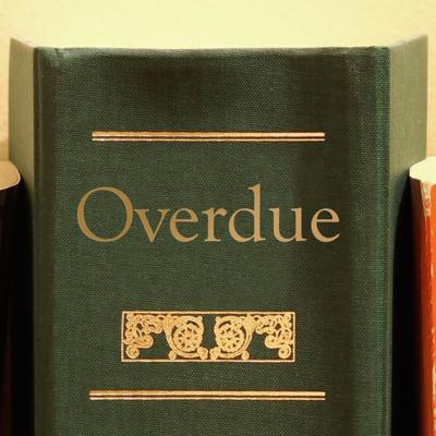 Overdue is a podcast about the books you've been meaning to read. Join Andrew and Craig each week as they tackle a new title from their backlog. Classic literature, obscure plays, goofy childen's books: they'll read it all, one overdue book at a time.