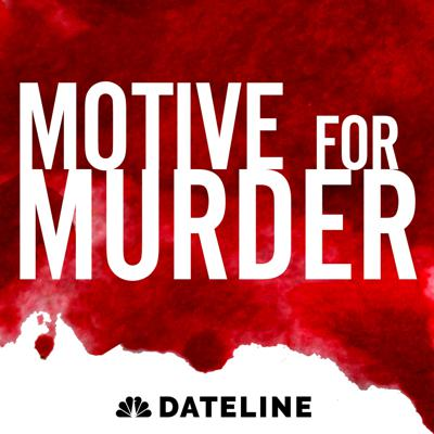 Two murders, months apart, in Houston. The young victims knew each other, but did they also know their elusive killer? Dateline's Josh Mankiewicz takes you inside one of the most twisted and confounding cases he's ever covered. From the team who brought you the #1 podcast The Thing About Pam comes the chilling story of the race to find a killer by unmasking the motive.