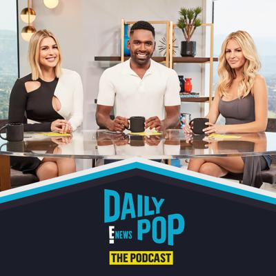 E!'s Carissa Culiner, Morgan Stewart and Justin Sylvester deliver fun, insightful and relatable conversations on the biggest, most fascinating pop culture stories of the day.