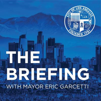 Mayor Eric Garcetti gives regular updates on the COVID-19 pandemic, and all of the ways in which the city is responding.