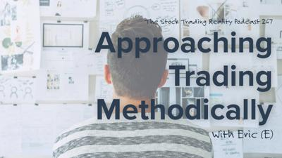 Cover art for Approaching Trading Methodically  | STR 267