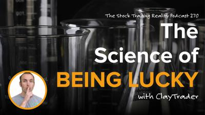 Cover art for The Science of Being Lucky | STR 270