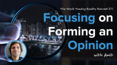 Cover art for Focusing on Forming an Opinion | STR 271