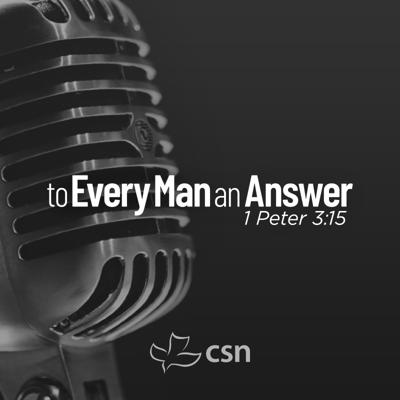 To Every Man An Answer