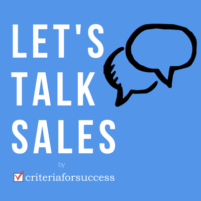 Let's Talk Sales