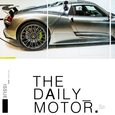 THE DAILY MOTOR 4K29
