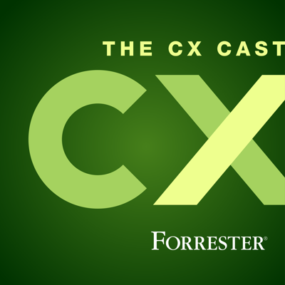 Research-based guidance on how to manage customer experience (CX) at any organization — an imperative that Forrester has been researching for over 20 years. Each week, Forrester analysts discuss key findings from their latest research on CX; analyze relevant topics in the news; or chat with CX professionals about how they've overcome prevalent challenges managing CX in their organizations.