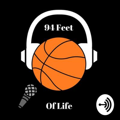 """This is a podcast for the real hoopheads who grow bored with discussing the same rhetoric over and over. Here at the 94, we bring a fresh outlook to the game that occasionally challenges the narrative. Our 4 guard rotation...Big Shot Ron, Jay Hamm, M Drop The J Cause The Fadeaway Perfect (MJ for short) and Trav breaks down the game and explains the """"why"""" behind the things that occur. We don't just talk either, we break down film, stats, our vantage point, and our guests perspective. Make sure you check out www.94feetoflife.com to hear our previous shows. We got receipts! Support this podcast: https://anchor.fm/94feet/support"""