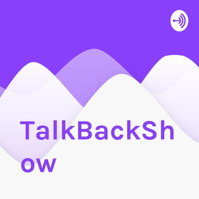 Welcome to the Talk Back Show hosted by Destyne & Jaz!