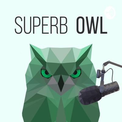 The SUPERB OWL podcast is a show about failure. I hope that with this show we can start the conversation about de-stigmatizing failure.