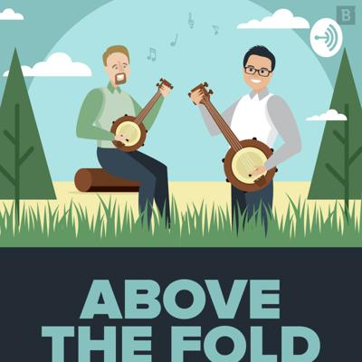 Above the Fold - Marketing and Laughs