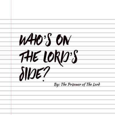 The focus of this podcast is to stir up as much curiosity, fascination and wonder about God as possible. Maybe I won't be able to help all the lost sheep, but it most certainly won't stop me from trying 🤷🏽♀️😌  IG: The Prisoner of The Lord 🙏🏽 Email: WhosOnTheLordsSide@reborn.com  Support this podcast: https://anchor.fm/whosonthelordsside/support