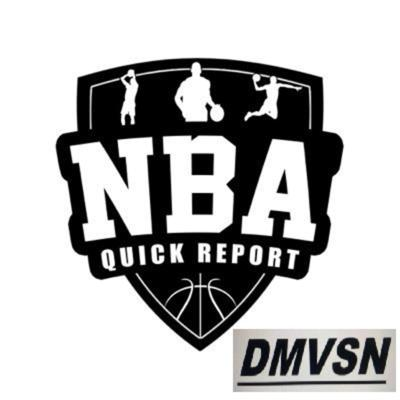 DMVSN's weekly NBA podcast is here! Every Monday Mike and Jalen, owners of @NBAquickreport on Twitter, give you the latest news and analysis from the NBA. Follow them on Twitter and check out dmvsportsnetwork.com and @DMV_SN.