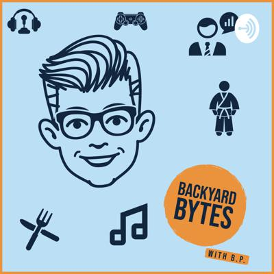 B.P. takes you into his backyard for adventures in food, music, sports, business talk and perspectives on life from a single dad. Come and be inspired, motivated and have your funny bone tickled from the Shores of The St. Johns River in sunny Florida! Support this podcast: https://anchor.fm/backyardbytes/support