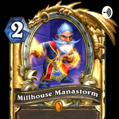 This is my first attempt at creating a Hearthstone podcast. Short and sweet. Some strategy and some rants.
