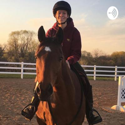Listen every week as Anna talks about her experiences in the world of horses!