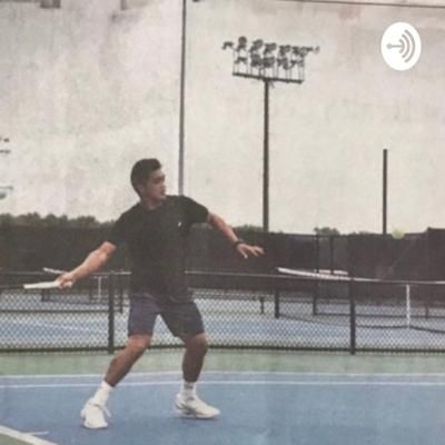 I'm just a guy that loves to play, talk and teach tennis. For you listeners, I hope you get something out of this and enjoy!