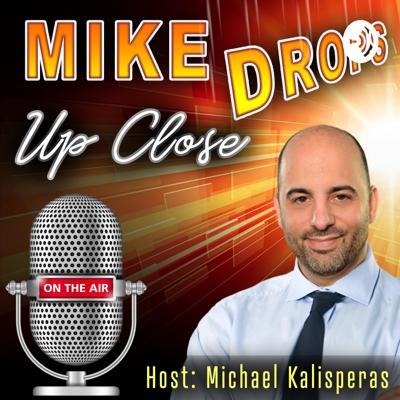 Mike Drops Up-Close