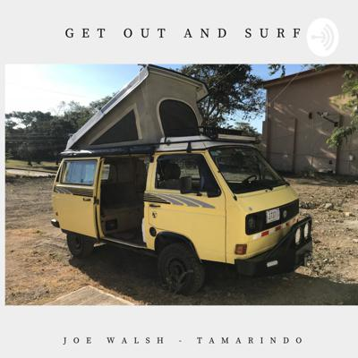 A Costa Rica Surf Culture Podcast.  Brought to you by Joe Walsh, the founder of Witch's Rock Surf Camp in Tamarindo, Costa Rica.  Join Joe, Niki, and P-MAC as we discuss surfing in Costa Rica and taking surf trips around the world. Listen to interviews with surf industry veterans, surf travelers, and other worldly surfing characters. Enjoy the show.  Email any questions or comments to getoutandsurfCR@gmail.com  Come stay with us at Witch's Rock Surf Camp in Tamarindo. http://witchsrocksurfcamp.com  See you surfing, pura vida, Joe Walsh  http://instagram.com/getoutandsurf
