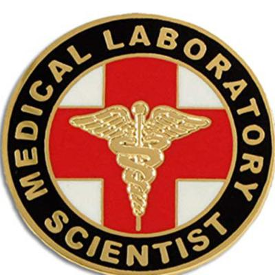 Medical Laboratory Scientist (at an age of 12)