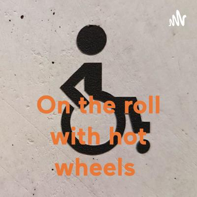 On the roll with hot wheels