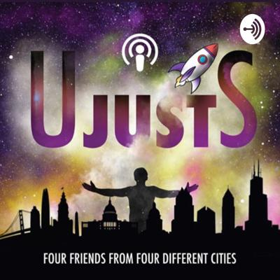 A group of friends, different points of views in different locations touching base on a variety of different subjects ranging from mental health, social injustices and so many more. Join US for our thoughts on Just US.