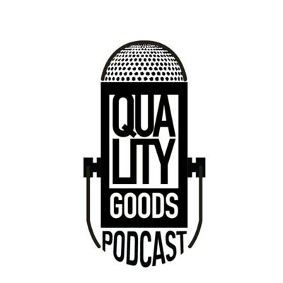 A podcast dedicated towards creativity and entrepreneurship. Anson Jay and Chris Beaty host discussions with artists, entrepreneurs, and creators from all industries, and shed light on the talent, hard work, dedication, and passion that fuels some of the coolest projects happening right now.  http://bit.ly/qgmerch  @qualitygoodstv @mrbeaty @youngmanoldsoles Support this podcast: https://anchor.fm/qgpod/support