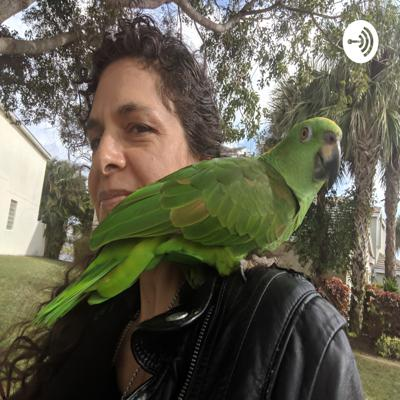 Welcome to Parrot Bliss- Journeys in Parroting, podcasting where we will spread our wings, share parrot stories, learn about having a pet parrot and have fun with our parrot fids!
