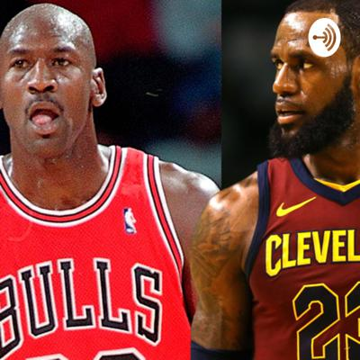 Who's the G.O.A.T? Lebron or MJ