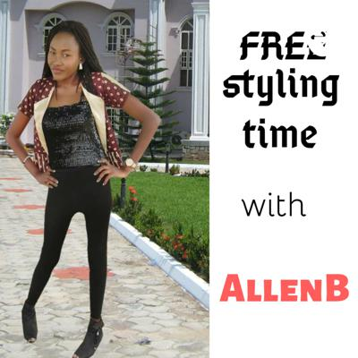 Free-styling time with AllenB