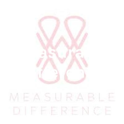 Measurable Difference