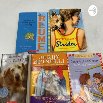 Room 14 Book Talk Podcasts!