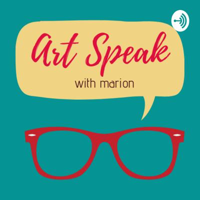 Welcome to Art Speak, a podcast by a kid artist.