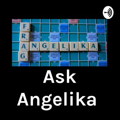 Welcome to Ask Angelika! Season 2 & 3 are now also available as podcasts. Together with my partner Steven Healey I will be live on air for about 15 - 30 minutes every second Friday to talk about places in Germany (In season 2 it was interesting places in Wiltshire, UK) and learn some German at the same time. Steven gets to read the sentences in German and I sometimes correct his pronunciation. He then translates the sentences into English, sometimes with the help of listeners/ watchers on Facebook and sometimes with my help.