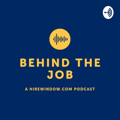 Behind The Job provides careers insight and advice for STEM students.   Each week we'll provide lots of content - including careers advice. We'll also be speaking to the people behind the jobs across STEM industries, gaining insights into what it takes to succeed as a STEM grad.   Behind the Job is brought to you by HireWindow.com—connecting the next generation of STEM Leaders with the World's most innovative organisations.