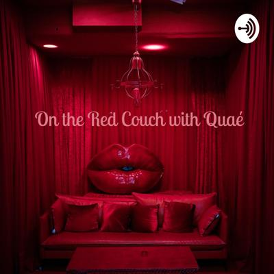 On the Red Couch with Quaé