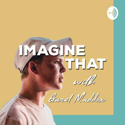 Thoughts, words, jokes, laughs, and just an overall good time here on Imagine This with Garet Maddox. Experience a podcast in a new refreshing way that hopefully can keep you entertained for at least few minutes or something. Take care!
