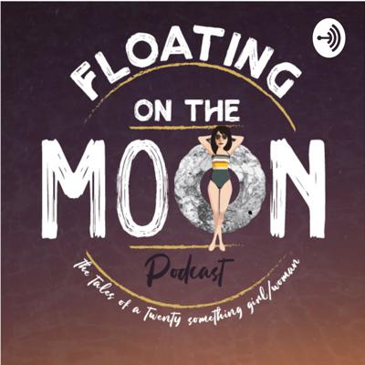 Floating on the moon