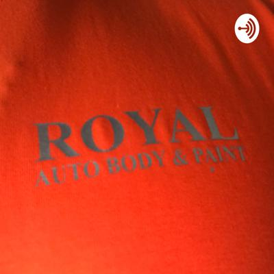 Cover art for Royal's First Podcast