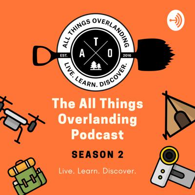 The All Things Overlanding Podcast was designed to fill the gaps in current Overlanding based podcasts. This podcast will cover everything from trips, to gear reviews, to vehicle modifications, and more! Our goal is to continue providing the same great content that we provide via Youtube, Facebook, Instagram and our Website for all Overlanders, new or experienced.  Follow us on: Youtube-https://www.youtube.com/channel/UCmwuH_54mVg_kbcNsVpZo-w Facebook-https://www.facebook.com/allthingsoverlanding/ Instagram-https://www.instagram.com/allthingsoverlanding/ Support this podcast: https://anchor.fm/allthingsoverlanding/support