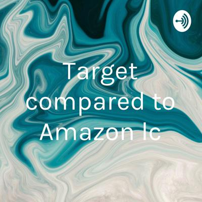 Cover art for Target and amazon