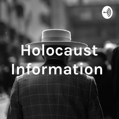 This broadcast is about what happened during the Holocaust and how it began.