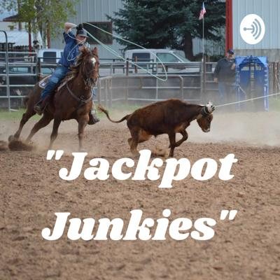 Jackpot Junkies Aim is to Motivate, Inspire, and Excite the Low Number Jackpot Roper both Young and Old. Our attempt to do this will be Information, and Instructional through several platforms including  >Publication >Social Media >Blog >Video  >Podcast Along with a line of Licensed Logo Apparel including Hats, & T-Shirts  A $1 donation will be made to UYRA (Utah Youth Rodeo Association) from each apparel purchase! Thank you for becoming a JACKPOT JUNKIE