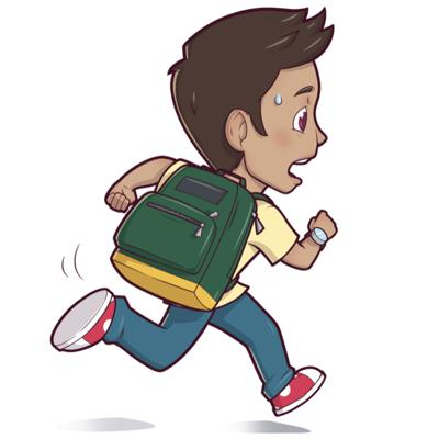 Running with Backpacks