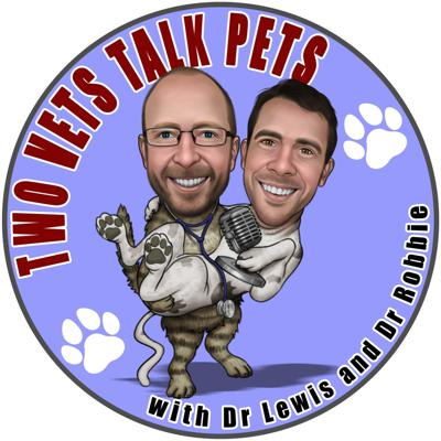 Behaviour Veterinarian; Dr Lewis Kirkham and Small Animal Veterinarian; Dr Robbie Anderton, provide an informative, light-hearted podcast with veterinary, behaviour & training advice for pet owners, dog trainers, cat lovers, veterinarians, veterinary technicians and veterinary nurses. Dr Lewis is a veterinarian with further qualifications in animal behaviour and Dr Robbie is a veterinarian with further qualifications in veterinary medicine. The weekly podcast where 'too much talking about pets is barely enough!'