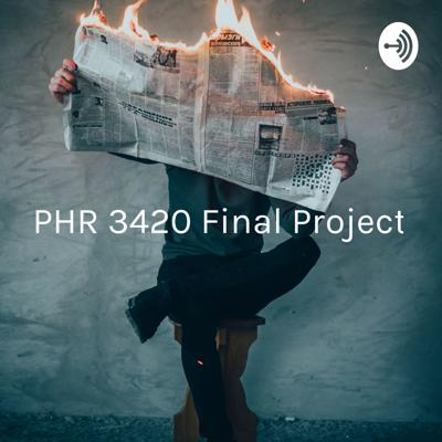 PHR 3420 Final Project: The Media and America's Drug-Taking Culture