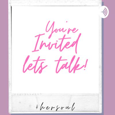 You're Invited Lets Talk